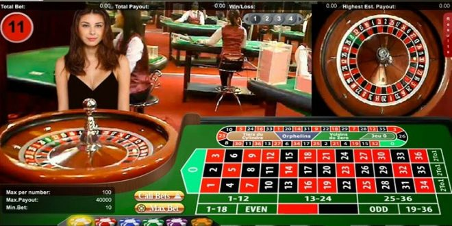 Betting Roulette OSG Casino