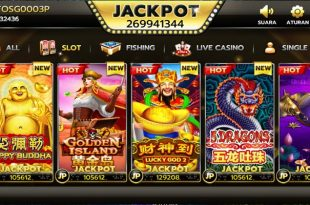 Mesin Slot Mini Game Terbaru OSG777